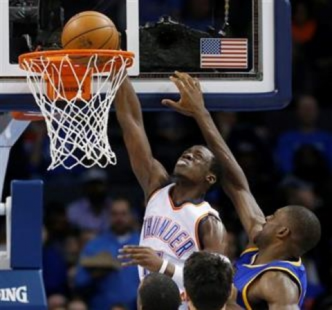 Speights scores 28 as Warriors hold off Thunder | The Gayly