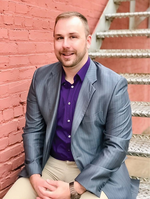 Kyle Lawson is an advocate for queer and other marginalized communities. Photo provided.